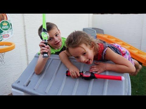 SOLAR ESE Night MAGIC Kids Backyard Play with Magic Fairy Wand Sandaroo Family
