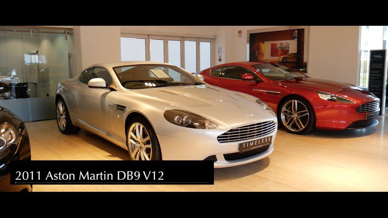 2011 aston martin db9 v12 - youtube