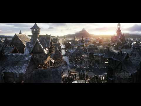The Hobbit: The Desolation of Smaug VFX | Weta Digital