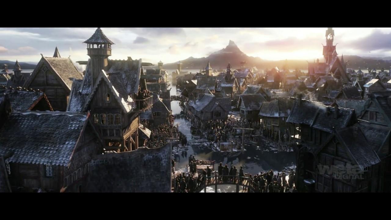 The Hobbit: The Desolation of Smaug - Visual Companion -