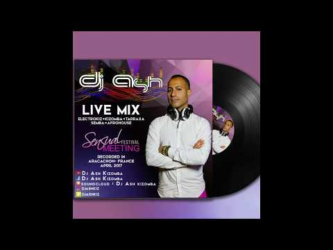 DJ ASH Kizomba - SENSUAL MEETING MIX - Live Recording in Arcachon - April 2017   [FREE DOWNLOAD]