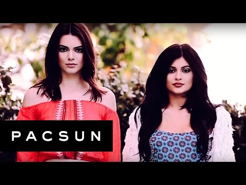 PacSun Presents: Kendall & Kylie Spring Collection 2015 | PacSun