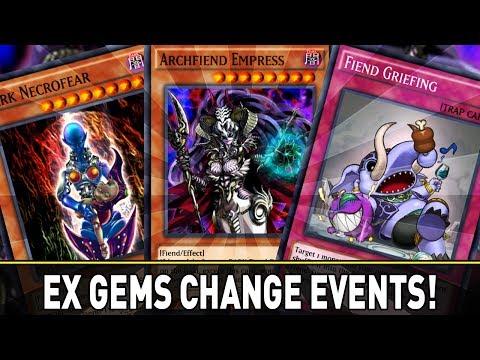 EX GEMS, Failed Farms, and BEACON DECK! | YuGiOh Duel Links Mobile w/ ShadyPenguinn