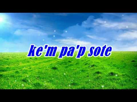 Bondye'w fidel lyric HD - Delly Benson