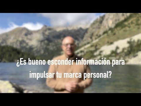 ¿Es bueno esconder información para impulsar tu marca personal?