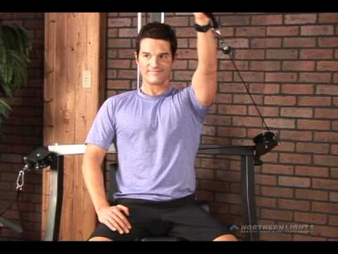 Home Gym - Chest Workout