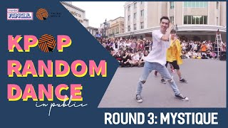 "[RANDOM DANCE IN PUBLIC] ROUND 3 ""X-MEN DAYS OF FUTURE PAST"": MYSTIQUE - BIẾN ĐỔI 