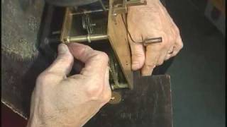 How To Install An Antique Clock Dial