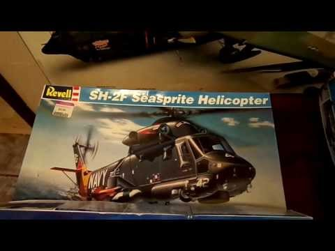 Plastic model kits found at local Goodwill Stores