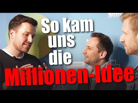 Mit 3.500 Euro Startkapital zum Millionen-Business – Vlog be