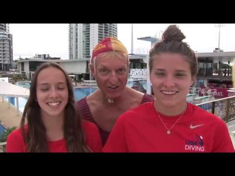Gold Coast Grand Prix Australia Diving Championships