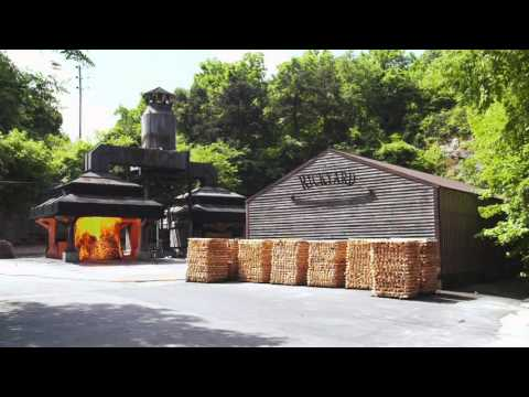 BrandmadeTV - How Jack Daniel's Tennessee Whiskey is made (in 40 seconds)