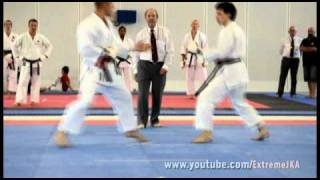 JKA Karate 2011 Highlights (National Championship 2011)