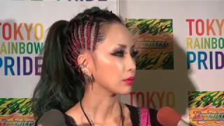 今年も東京レインボープライドの最後を締めくくる素敵なライブ! 中島美...
