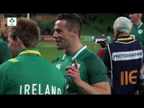Irish Rugby TV: David Nucifora On Player Management In The IRFU