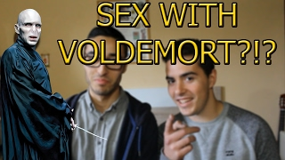 SEX WITH VOLDEMORT?!? | Harry Potter Tag