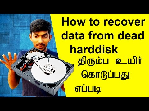 How to repair Dead harddisk PCB Board Replacement | TTG