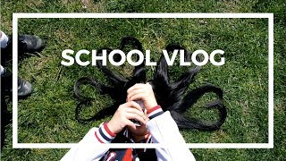 DAY IN A LIFE OF A HIGH SCHOOL STUDENT + MINI PLT HAUL    SE2STYLE