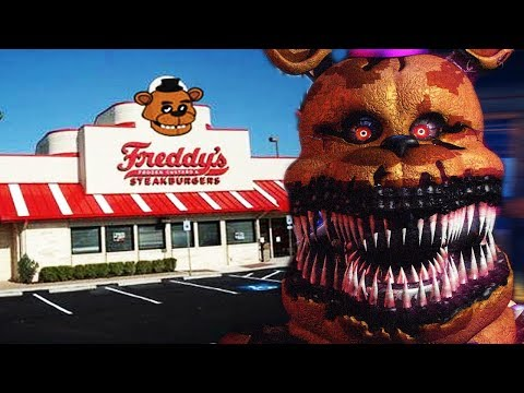 BUILDING THE FNAF 4 HOUSE AND NIGHTMARE ANIMATRONICS || Five Nights at Freddys Animatronic Universe