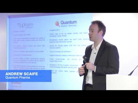 Andrew Scaife, CEO Of Quantum Pharma (QP.) At SHARES Innovators And Investors Forum