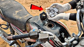 Sodium Metal vs Bike Tank Experiment || Bike Tank Survive Or Not || Experiment King