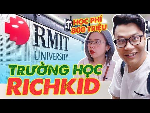 Vlog Mi Sơn : Trường học cho Richkid học phí 800 triệu có gì ?