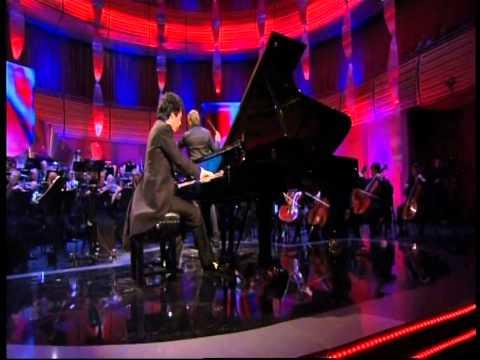 Yuanfan Yang - Grieg Piano Concerto in A minor - BBC Young Musician 2012 - Grand Final