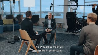 Millennium Talks with innovation leaders. Episode three: Neste
