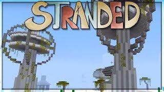 Die geheime Future Stadt - Minecraft Forever Stranded - #72 - Items4Sacred + Miri33 + Balui