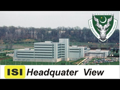 ISI Headquater Inner Outer View - Pak Army ISI 2018 PfreeTV