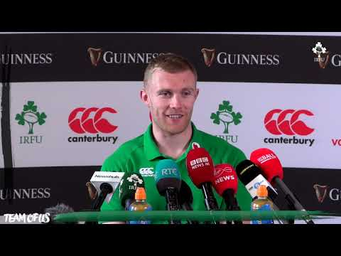Irish Rugby TV: It's About Getting Myself Right - Earls