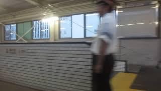 【名古屋市営地下鉄東山線】車窓 N1000系 高畑行き @藤が丘発車