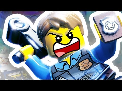Thumbnail: LEGO GRAND THEFT AUTO?!