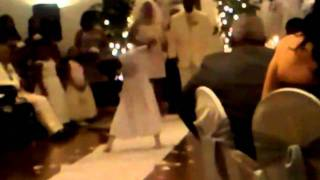 Jeniya dancing to John Legend - So High