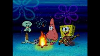 Spongebob SquarePants - Campfire Song Song Studio Acapella - Vocals Only