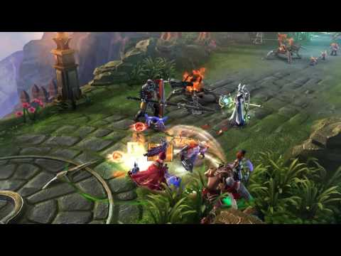play Vainglory on pc & mac