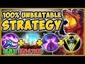 UNBEATABLE STRATEGY! MAX CDR STACK NASUS 100% NEEDS TO BE NERFED! NASUS GAMEPLAY! League of Legends