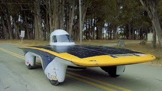 "Berkeley's solar car ""Zephyr"" could drive until the sun dies"
