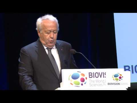 BIOVISION 2014 - Opening Session, Welcome Words