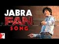 Jabra Song   FAN   Shah Rukh Khan   jabra song dance performance   Sachin singh raghuvanshi