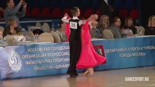 Поздняков Тимофей - Рыбченкова Виктория, Final Quickstep