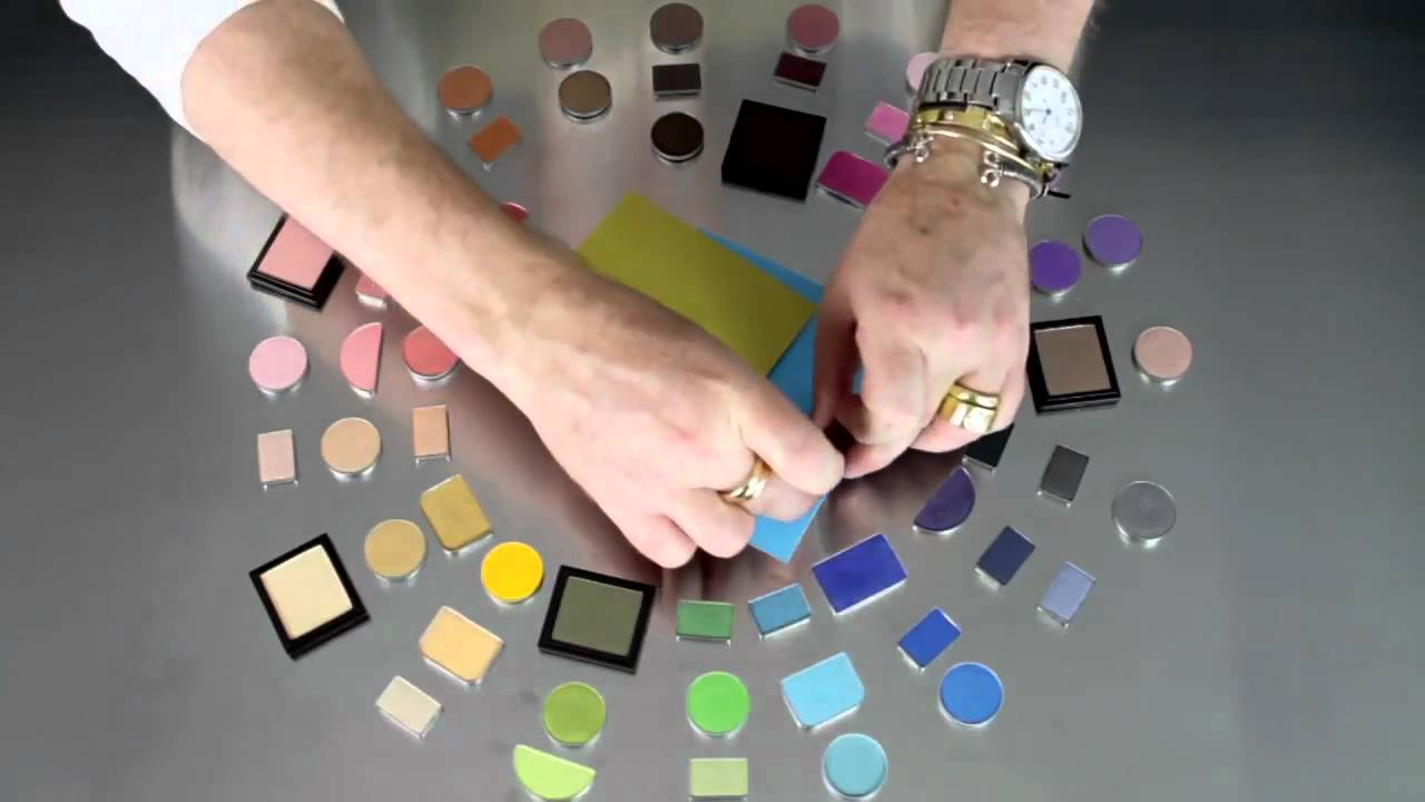 Color theory online games - Makeup Color Wheel What Colors Look Best On You Learn Make Up Color Theory Robert Jones Youtube