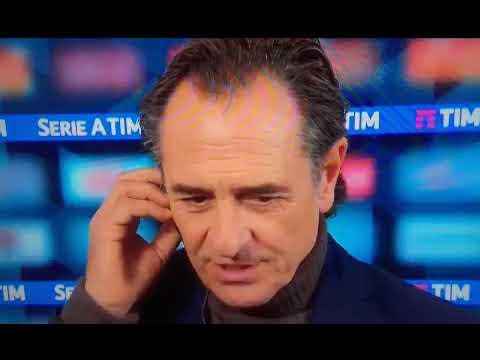 #PRANDELLI INTERVISTA POST #GENOA-ATALANTA 3-1