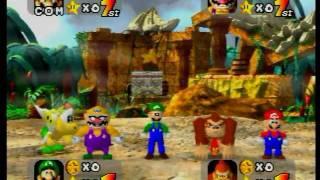 """Mario Party (1) - """"DK"""