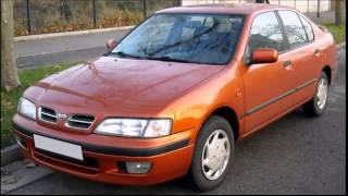 Nissan primera 1995 года