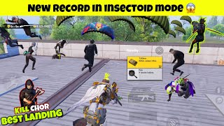 🔥 NEW RECORD IN TRAVERSE INSECTOID MODE | PUBG MOBILE GAMEPLAY screenshot 1