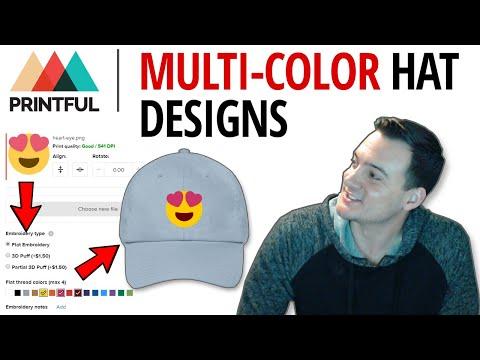 printful hats review