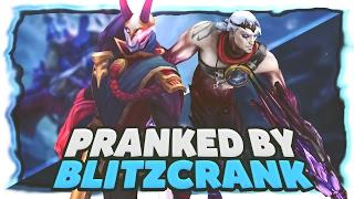 C9 Sneaky | PRANKED BY BLITZCRANK