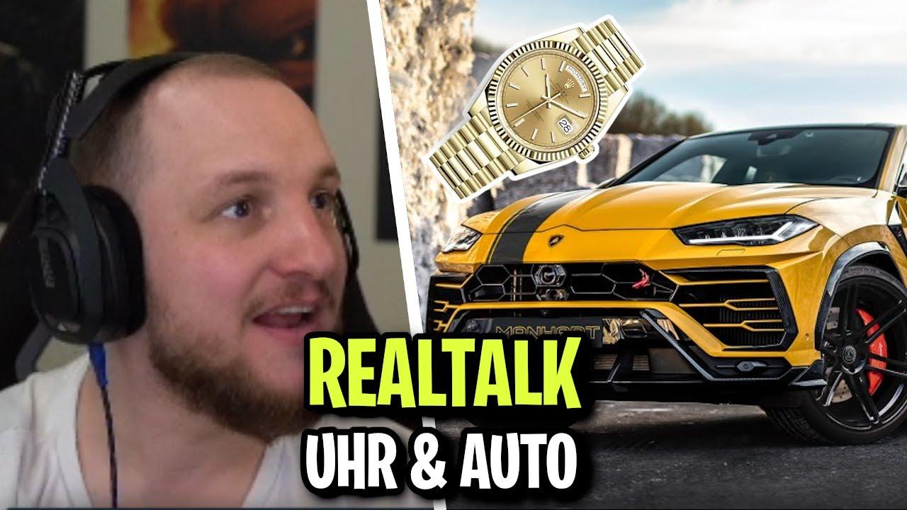 ELoTRiX kauft sich NEUE UHR ? & NEUES AUTO ? | ELoTRiX Livestream Highlights