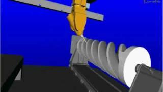 Breton 5 axis CNC SIMULATOR